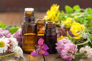 aromathérapie soin bien être